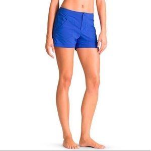 Athleta Costa Board Blue Short 12